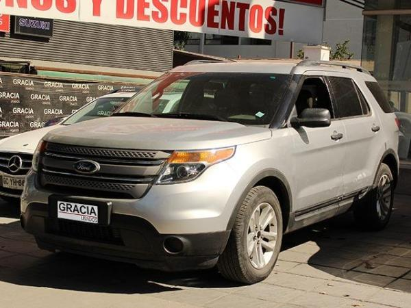 Ford Explorer ECOBOOST 2.0 AT año 2013
