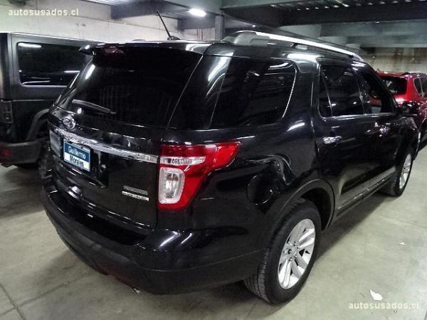 Ford Explorer XLT año 2013