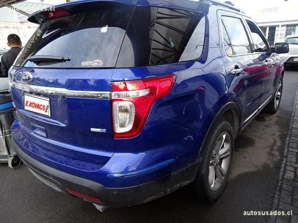 Ford Explorer 3.5 año 2013