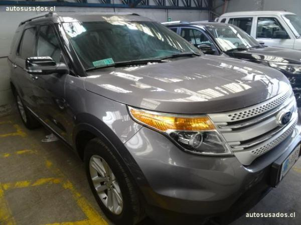 Ford Explorer XLT 4WD año 2013