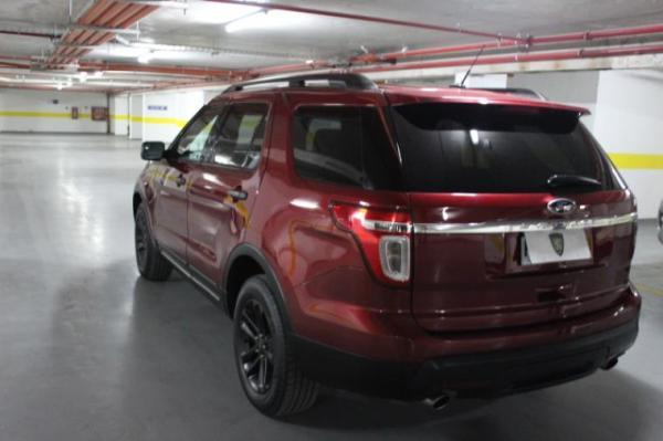 Ford Explorer 2.0 año 2014