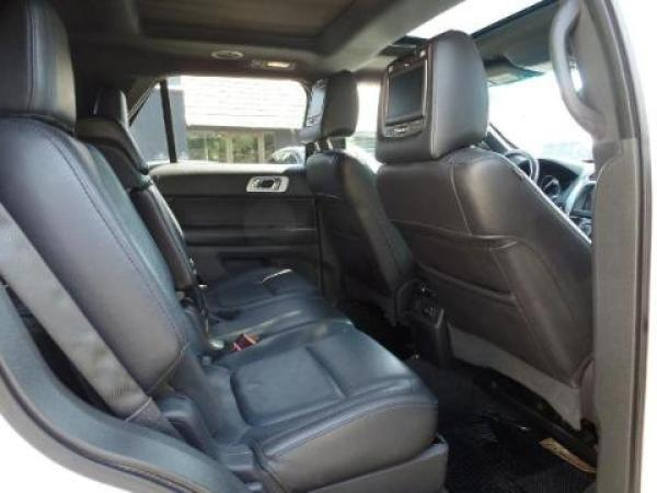 Ford Explorer  año 2014