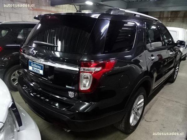 Ford Explorer XLT año 2014
