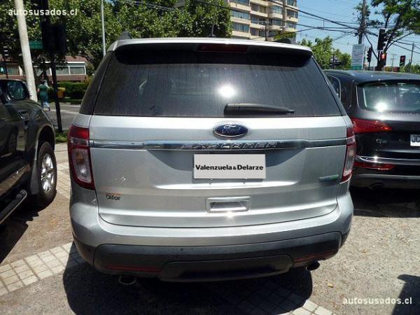 Ford Explorer 2.0 ECOBOOST año 2014