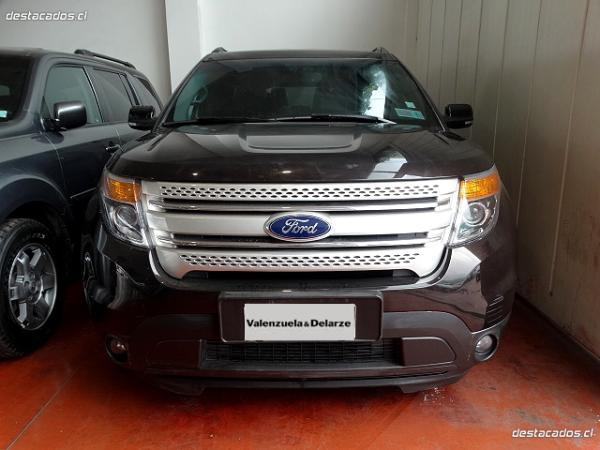 Ford Explorer XLT año 2014