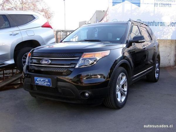 Ford Explorer LIMITED 4X4 3.5 año 2015