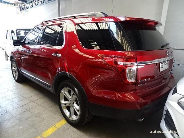 Ford Explorer 2.3 4X2LIMITED año 2015