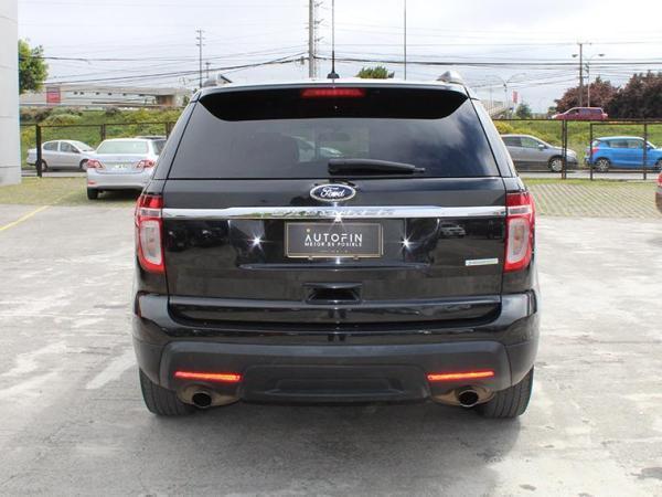 Ford Explorer EXPLORER II XLT año 2015