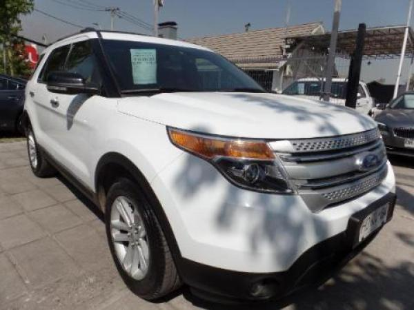 Ford Explorer  año 2015