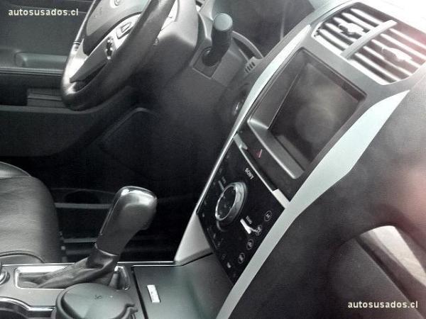 Ford Explorer LTD año 2015