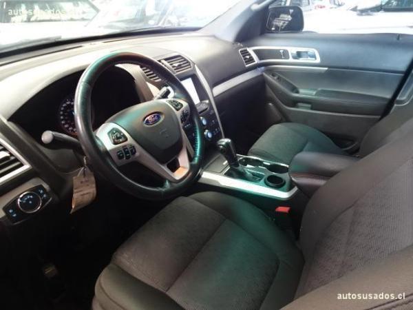 Ford Explorer XLT año 2015