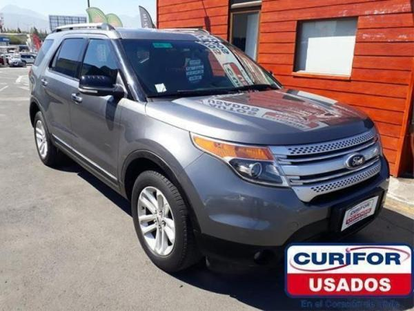 Ford Explorer XLT 4x4 3.5 AT año 2015
