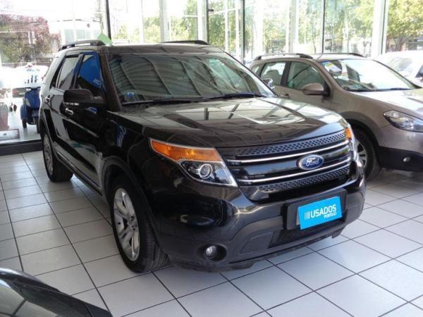 Ford Explorer EXPLORER LTD 4X4 3.5 año 2015