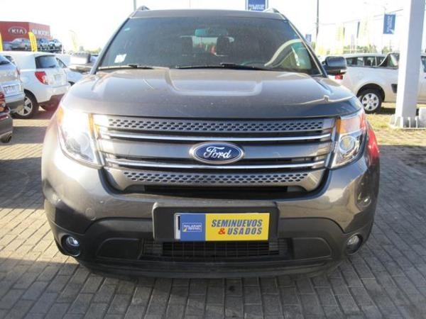 Ford Explorer Explorer Ltd 2.0 año 2015