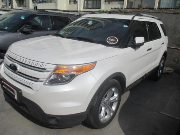 Ford Explorer 4X2 ECO año 2015