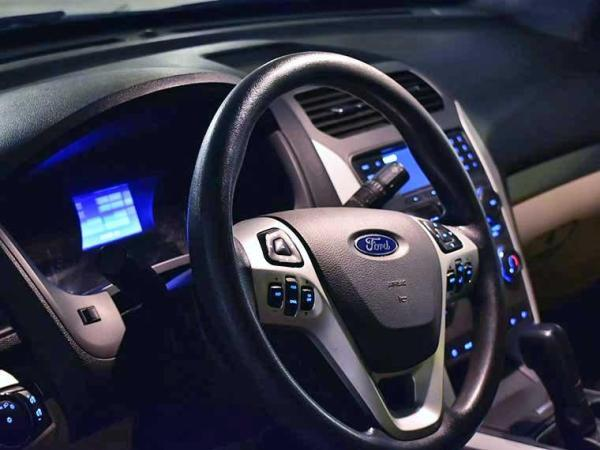 Ford Explorer 2.0 ECOBOOST XLT año 2015