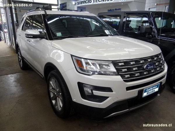 Ford Explorer LTD año 2016