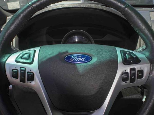Ford Explorer EXPLORER XLT 3.5 año 2016