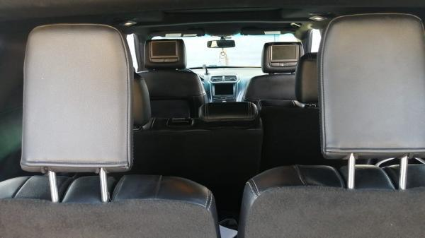 Ford Explorer Limited 4X4 3.5 Auto año 2016