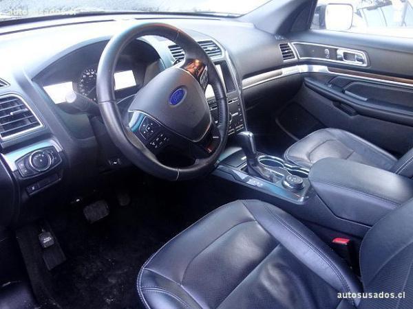 Ford Explorer LTD LIMITED año 2016