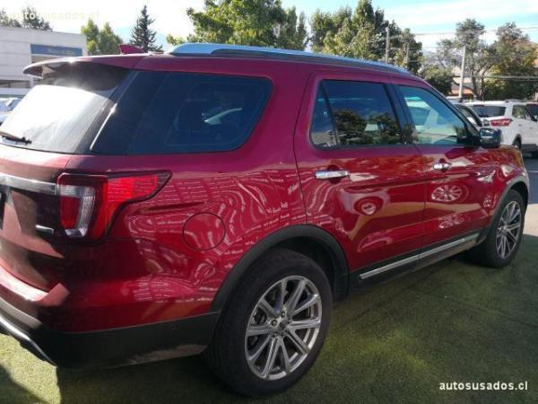 Ford Explorer limited año 2016
