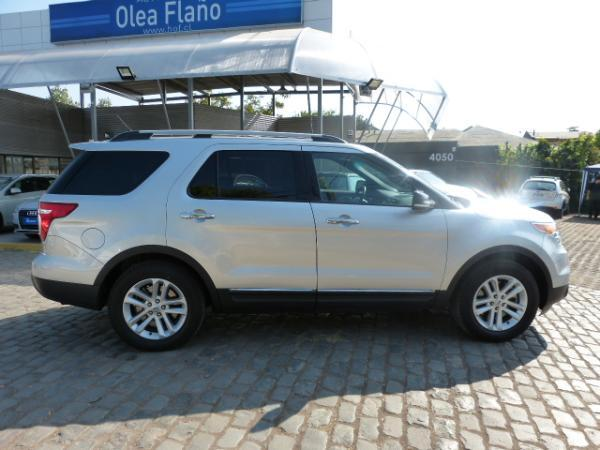 Ford Explorer XLT año 2016