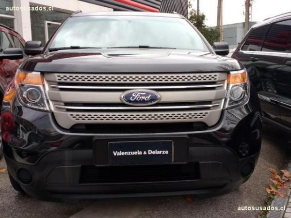Ford Explorer ECOBOOST 2.0 4X2 año 2016