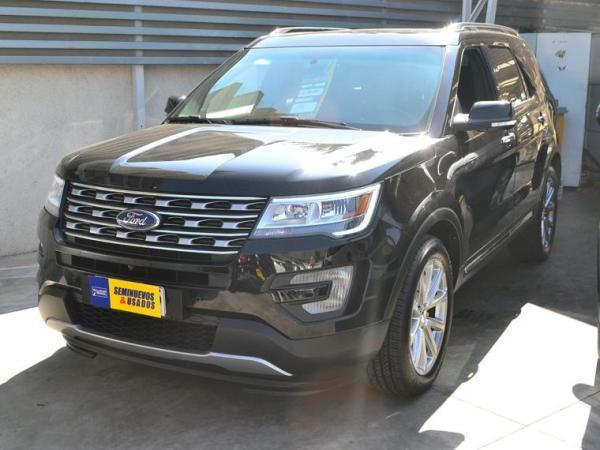 Ford Explorer Ltd 2.3 año 2017