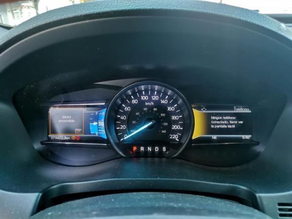Ford Explorer XLT año 2017