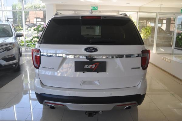 Ford Explorer Limited Ecoboost 2.3 año 2017