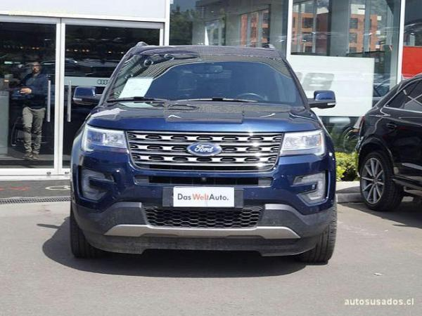 Ford Explorer LIMITED 3.5 4X4 año 2017