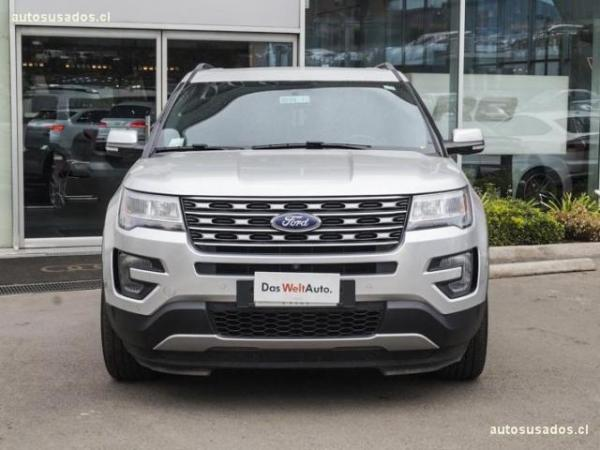 Ford Explorer 2.3 LIMITED ECOBOOST año 2017