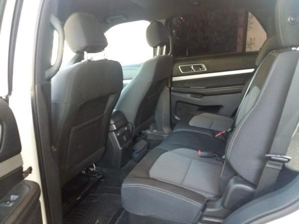 Ford Explorer 3.5 XLT Auto año 2017