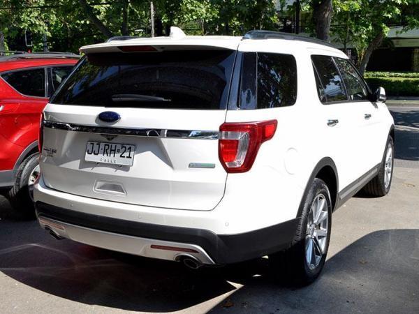 Ford Explorer EXPLORER LTD 2.3 año 2017