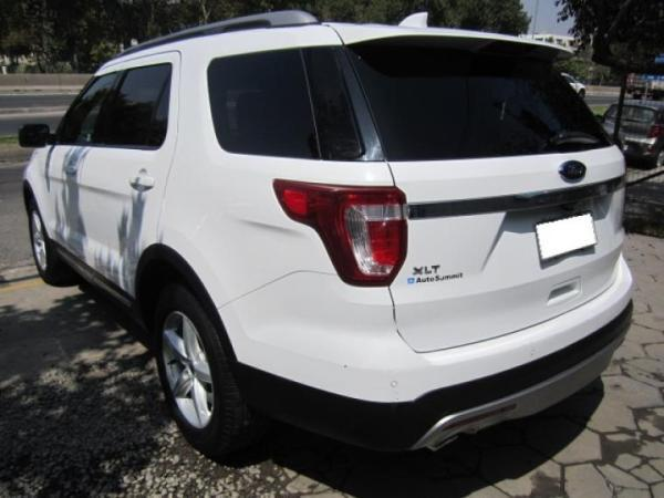 Ford Explorer XLT 3.5 . 4X2 año 2017