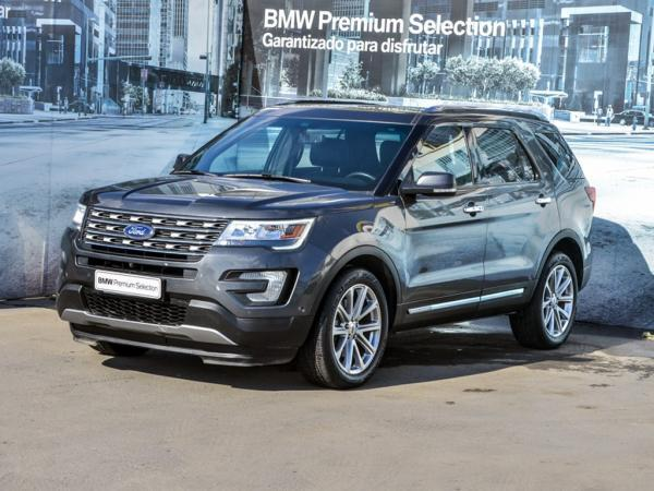 Ford Explorer LIMITED 4x4 3.5 AT año 2017