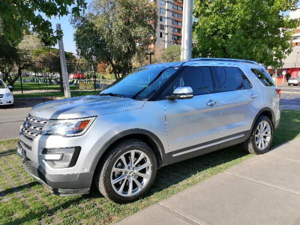Ford Explorer ECOBOOST LIMITED 2.3 AT 4 año 2018