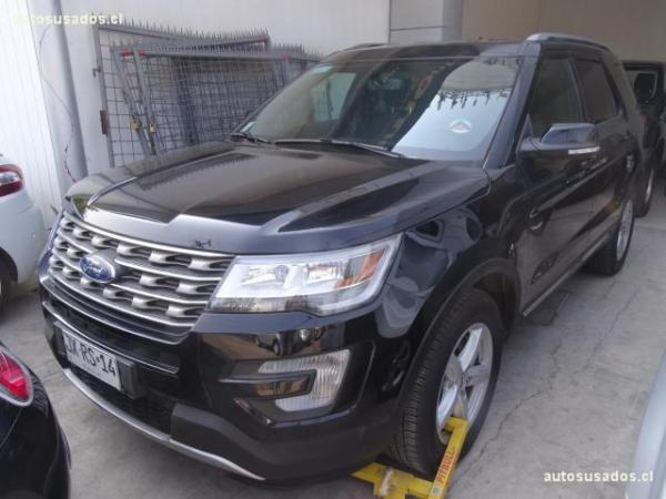 Ford Explorer  año 2018