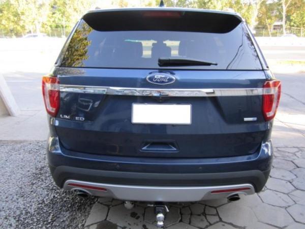 Ford Explorer EXPLORER LIMITED ECOBOOST año 2018