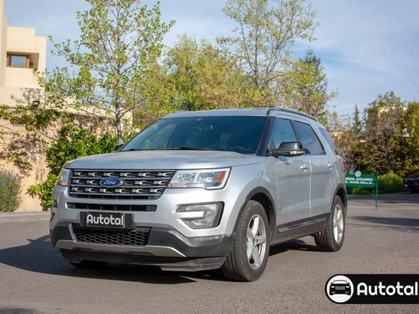 Ford Explorer Limited 3.5 4WD año 2018