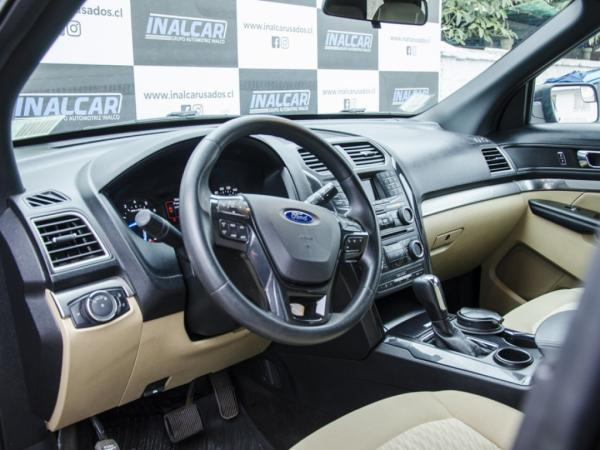 Ford Explorer 2.3 ECOBOOST 4x2 año 2018