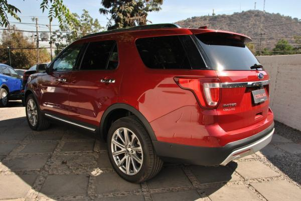 Ford Explorer LIMITED 2.3 4X4 año 2018