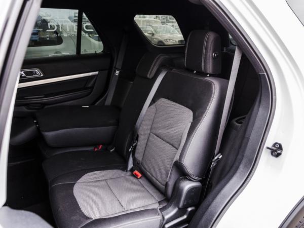Ford Explorer XLT 4X2 año 2018