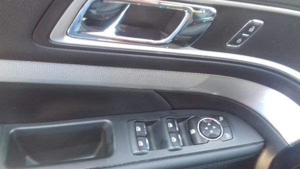 Ford Explorer XLT 3.5 año 2018