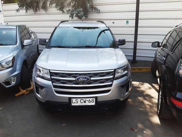 Ford Explorer ECOBOOST 2.3 año 2019
