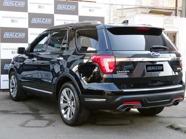 Ford Explorer LTD año 2019