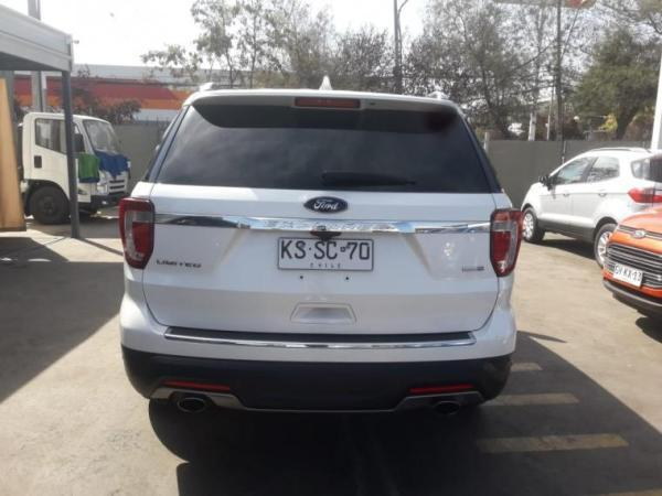 Ford Explorer LIMITED 2.3 4WD año 2019
