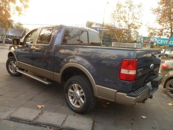 Ford F-150 Lariat 4x4 año 2007