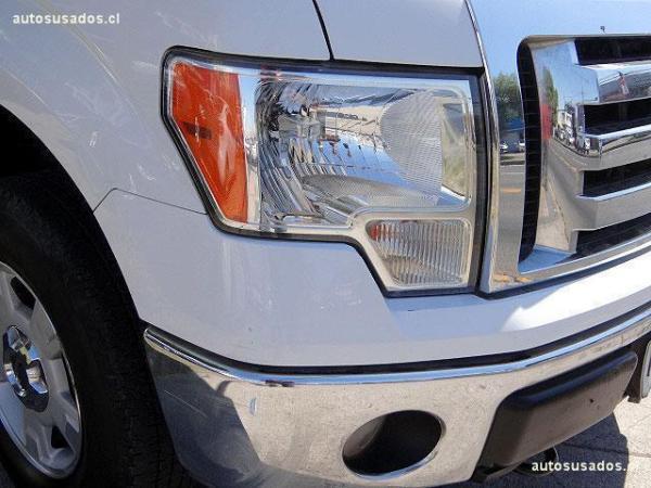 Ford F-150 xlt año 2012