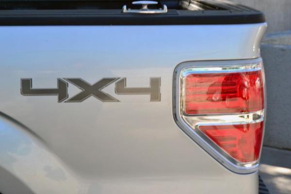 Ford F-150 F150 RC XLT 4X4 3.7 año 2012